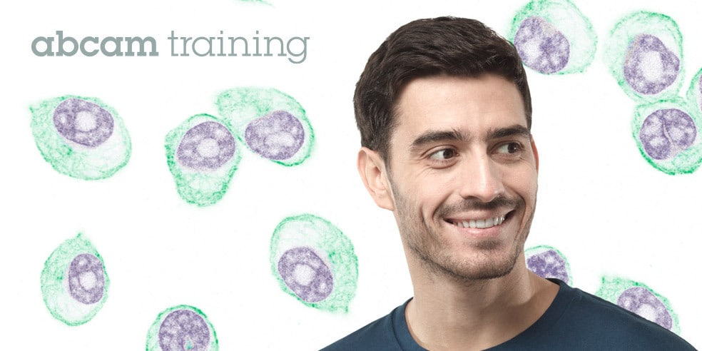 Get access to online materials to develop your cell imaging skills